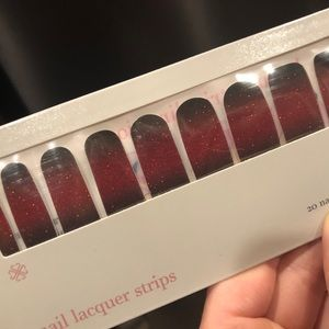 Cold Blooded Jamberry Halloween Lacquer Strips NEW